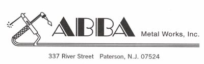 Abba Metal Works Inc